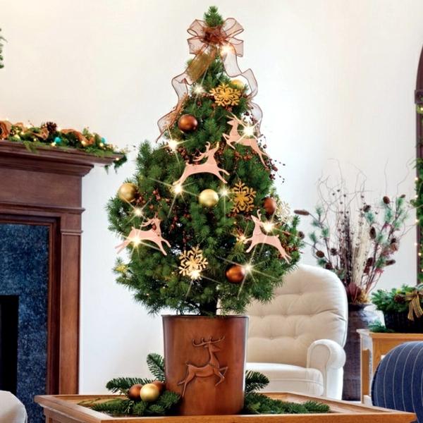 home decorating small christmas