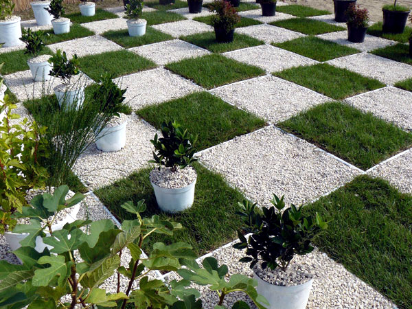 The Design Of A Garden Itself – The Basic Elements And Ideas