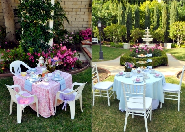 Organizing Kids Party In The Garden – 20 Fun Ideas Easter