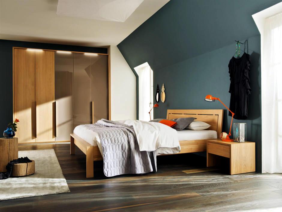 Light wood furniture in bedroom  Interior Design Ideas  Ofdesign