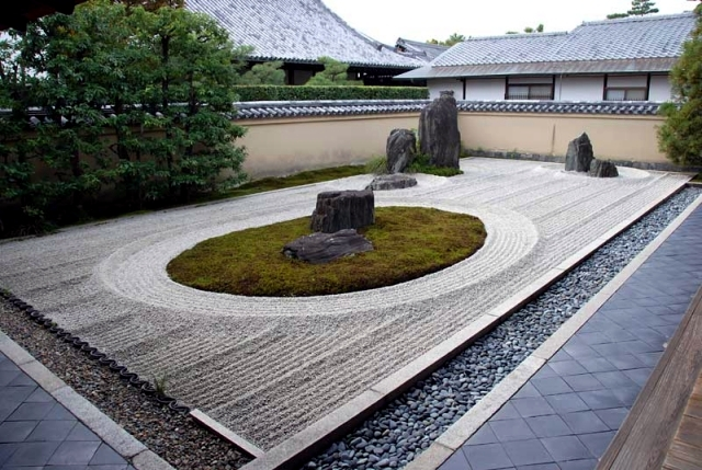 Japanese Garden Design Important To Know The Construction Of The Dry Garden Interior Design Ideas Ofdesign