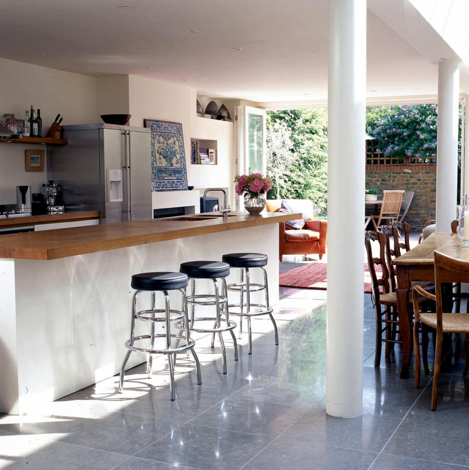 large chairs for living room furniture los angeles open dining with adjoining kitchen | interior design ...