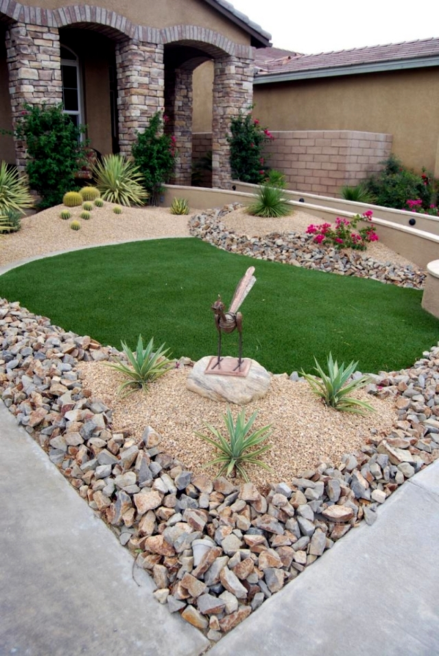 landscaping with stone 21