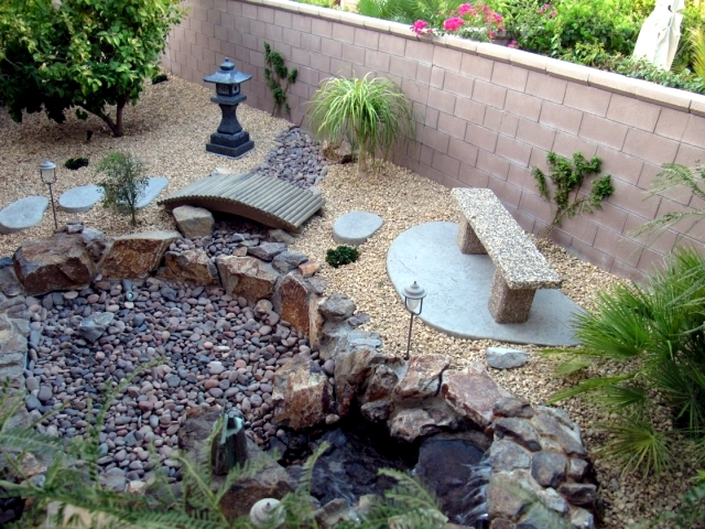 Landscaping With Stone – 21 Ideas And Use In Garden Decorations