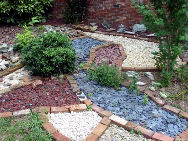 landscaping with stone 21 ideas