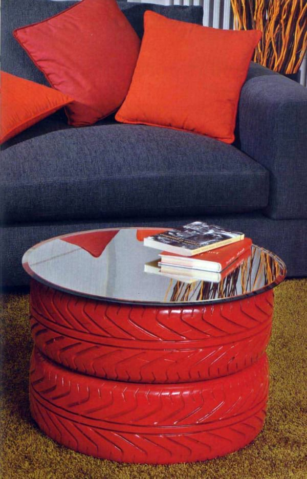 how to recycle my sofa children s pull out 100 diy furniture from car tires tire recycling do it yourself