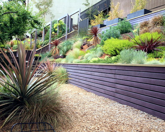 79 Ideas To Build A Retaining Wall In The Garden – Slope
