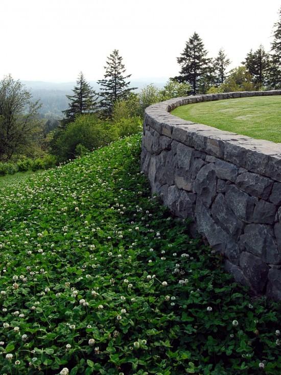 79 ideas to build a retaining garden wall  slope protection  Interior Design Ideas  Ofdesign