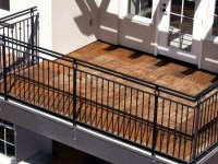 10 reasons why you put in the tiles wooden balcony ...