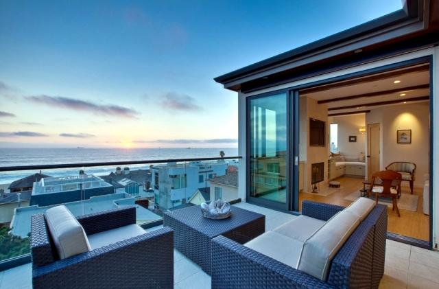 Balcony Furniture Design  20 inspiring ideas to maximize