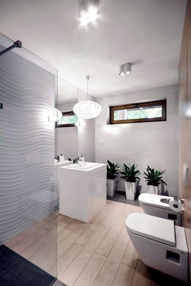 Minimalist bathroom design  33 ideas for stylish bathroom design  Interior Design Ideas  Ofdesign