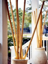 24 ideas for decorative bamboo poles  How bamboo is used ...