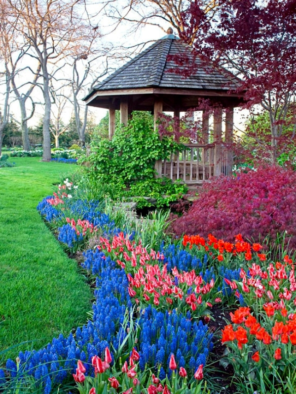 Color scheme for your garden landscaping Planchoose the best colors Interior Design