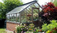 Growing plants in a greenhouse  tips for gardening ...