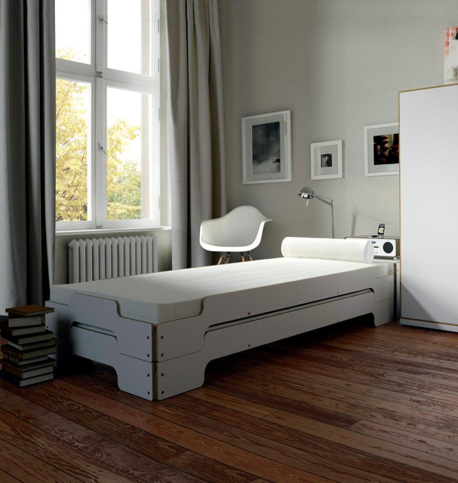 Stackable bed in the bedroom  Interior Design Ideas  Ofdesign