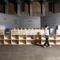 Beautiful Wooden Sofa Designs Modern Living Room Ideas With Black Leather Euro Pallet Modular Furniture Designer Sibylle Stoeckli ...