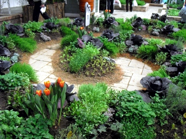22 Ideas For Decorative Gardens – Pleasure For The Eyes And Palate