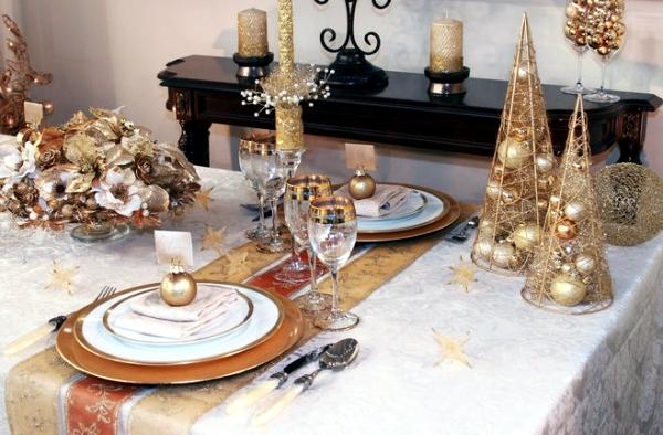 Nice Christmas Table