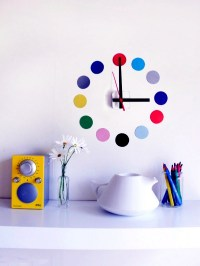 Wall Clock Design  20 Creative Ideas for Modern Wall