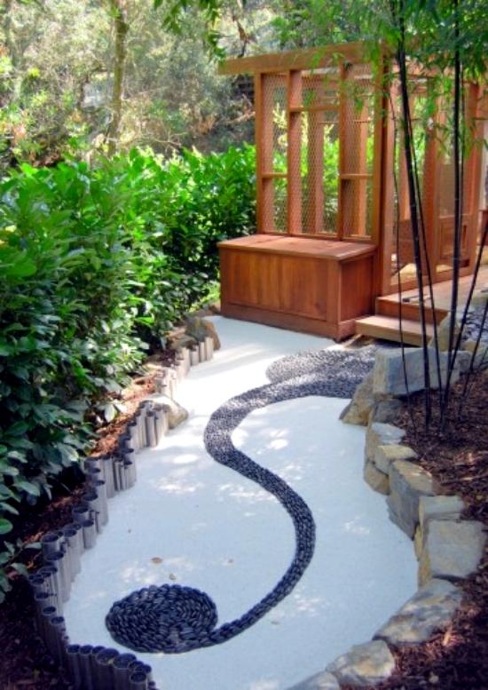 Ideas For Garden Design Relax – Apply Zen Garden At Home