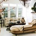 Country style interior design modern home in florida interior