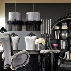 Living Room Ideas Black Leather Furniture Sets Get The Luxury – Art Deco Design By Alta Moda ...