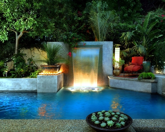 Water Features In The Garden – 75 Ideas For The Design Of Water