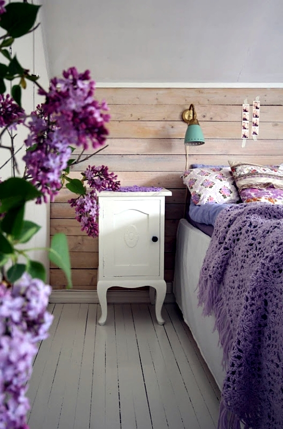 Bedroom design Purple  Lilac 20 ideas for interior decoration  Interior Design Ideas  Ofdesign