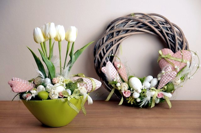 Easter Decorations Make Home