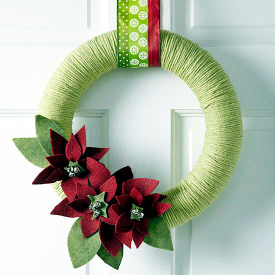 veranda chair design swing restaurant ask the same door wreath christmas – 18 diy creative ideas   interior - ofdesign