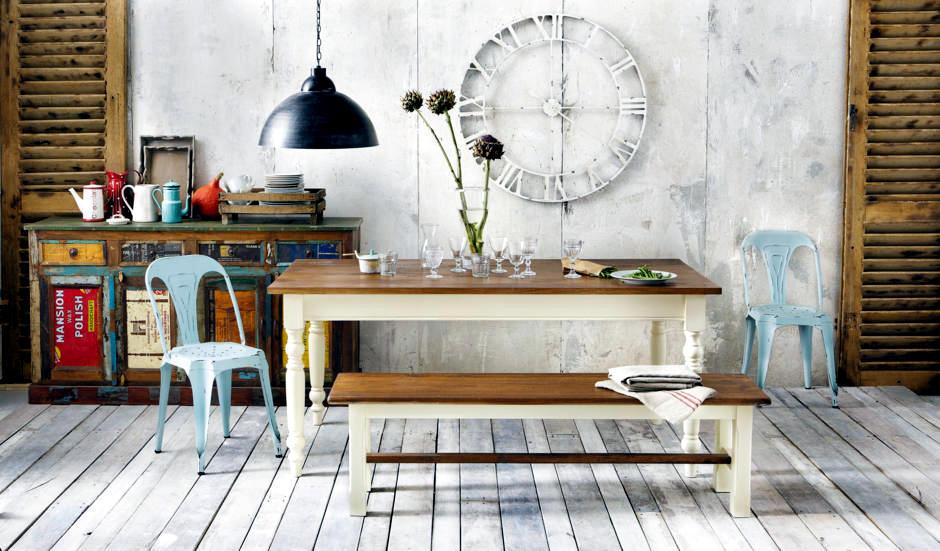 gray wood tile floor living room colors with grey walls large wall clock roman numerals   interior design ...