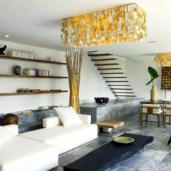 Modern Living Room Furniture Philippines Color Schemes With Grey Couch Exotic Wood And Stone House In The | Interior ...