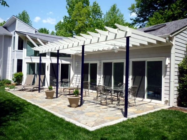 Suitable Materials For A Roof Terrace Interior Design