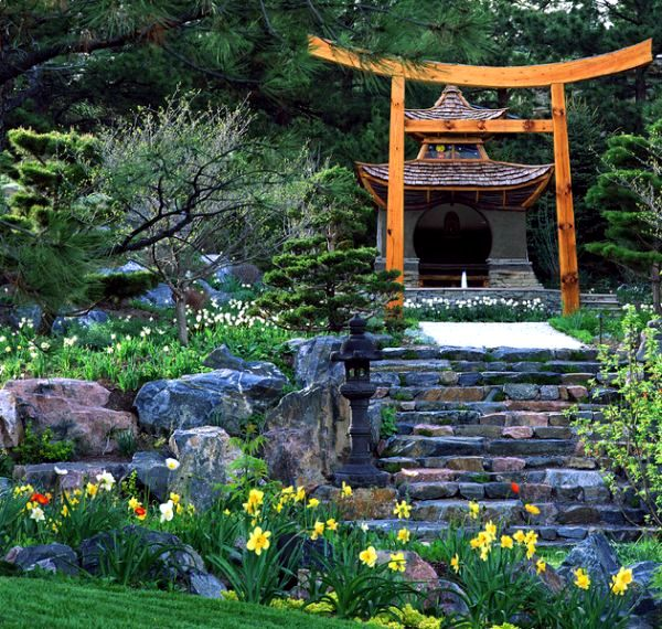 Garden Design Japanese Style Done For Aesthetic And Natural Interior Design Ideas Ofdesign
