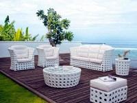 Rattan garden furniture with unusual design Royal Garden ...