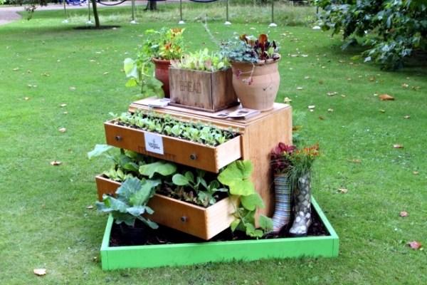 design in garden practical