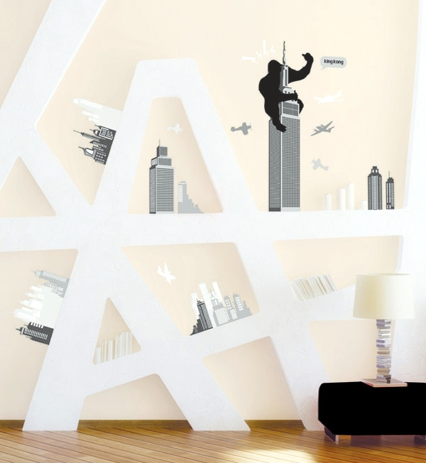 King Of The Fall Wallpaper 33 Ideas For Decorating With Wall Stickers To Revitalize