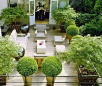 Modern terrace design  100 images and creative ideas ...