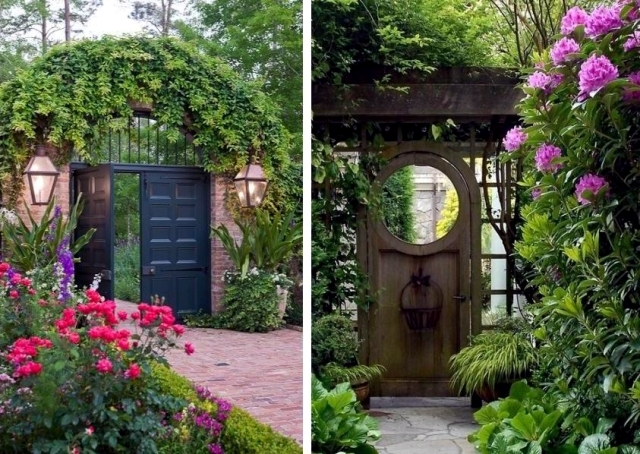26 Ideas For Garden Gates And Garden Gates – The First To Welcome