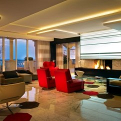 Living Room Led Lighting Interior Decorating Ideas Rooms 33 For Beautiful Ceiling And Design Indirect Lit In The