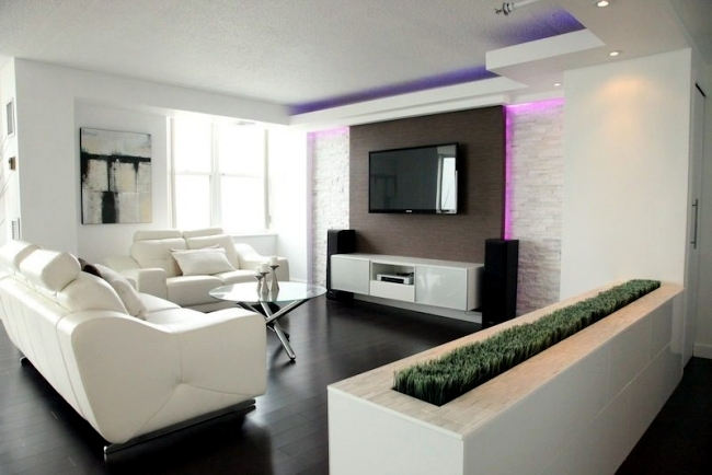 led lighting for living room chaise lounge 33 ideas beautiful ceiling and interior design indirect effects of