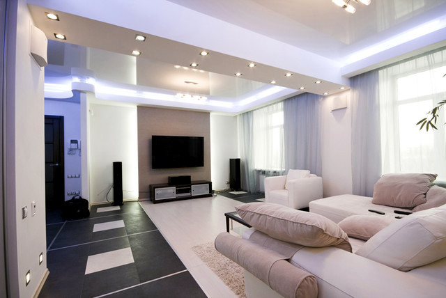 ceiling lights for living rooms stylish room curtains 33 ideas beautiful and led lighting interior design indirect effects of