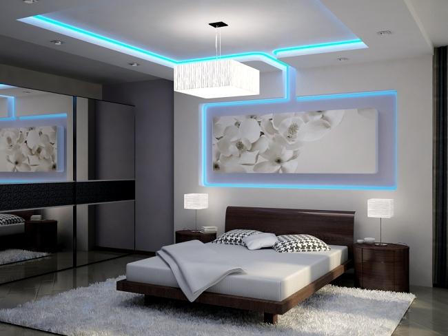 led lighting interior design ideas