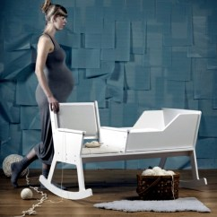 Comfortable Rocking Chair Circle Glass Table And Chairs Configure The Nursery – Lulls Baby To Sleep | Interior Design Ideas - Ofdesign