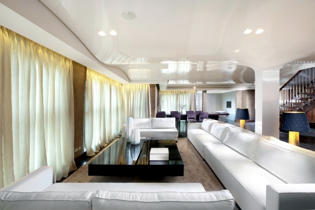 modern ceiling ideas for living room how to design a small square 33 examples of interior and life