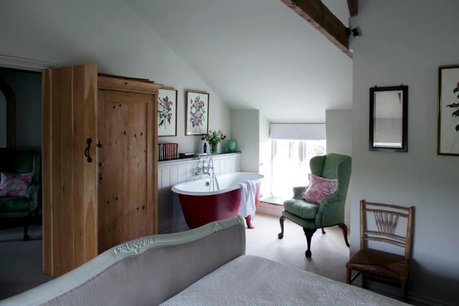 Bathroom With Freestanding Bath Interior Design Ideas