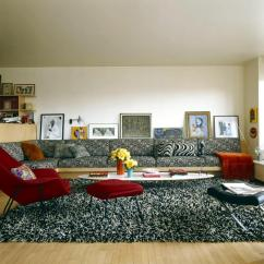 How To Decorate My Living Room With Black Sofas South African Furniture Sofa And White Patterns Deep Carpet Designs In The