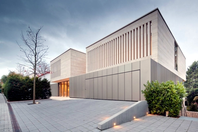 P  G House  A modern house in Weinheim  Interior Design