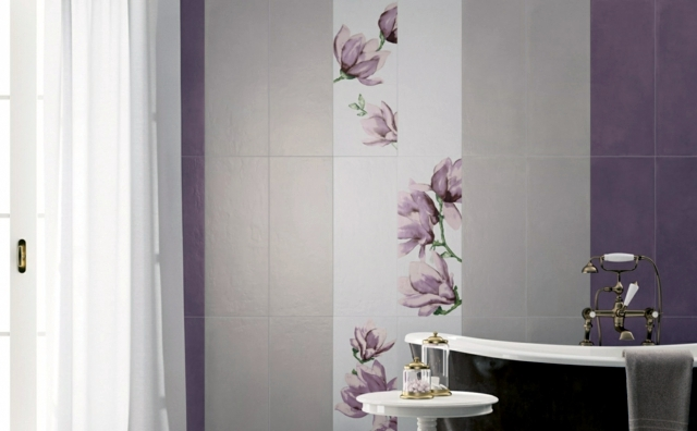 Gray And White Bathroom Accessories