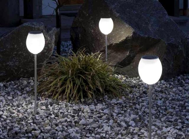 Solar Garden Lights – Garden Paths And Garden Beautiful Night